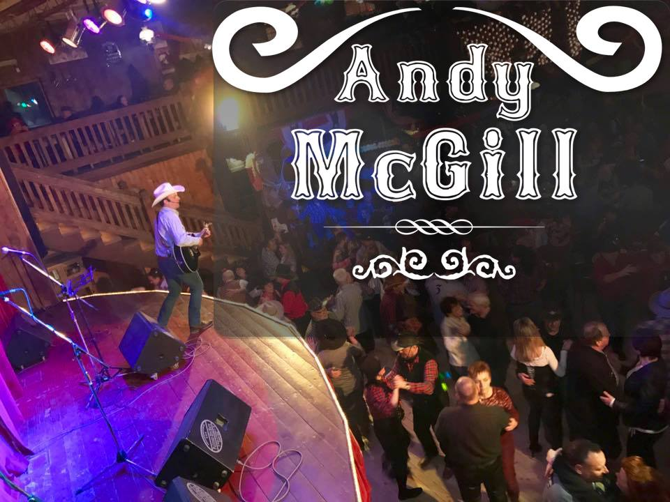 Andy McGill