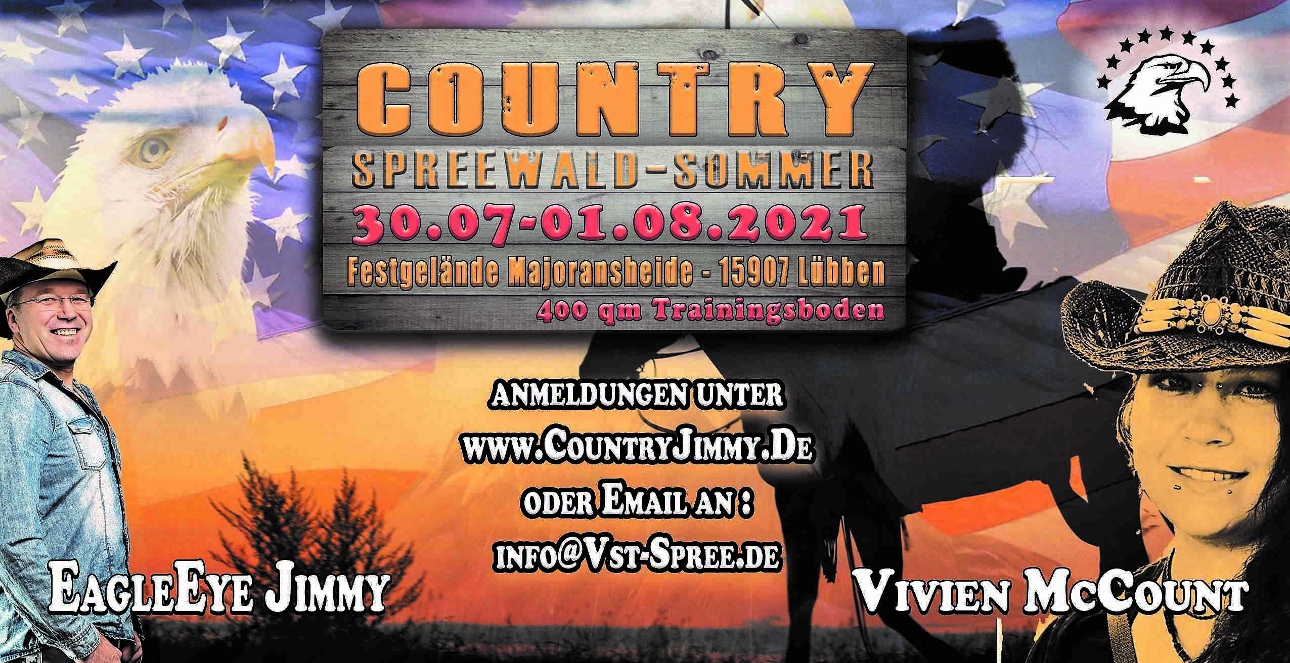 Country-Spreewald-Sommer