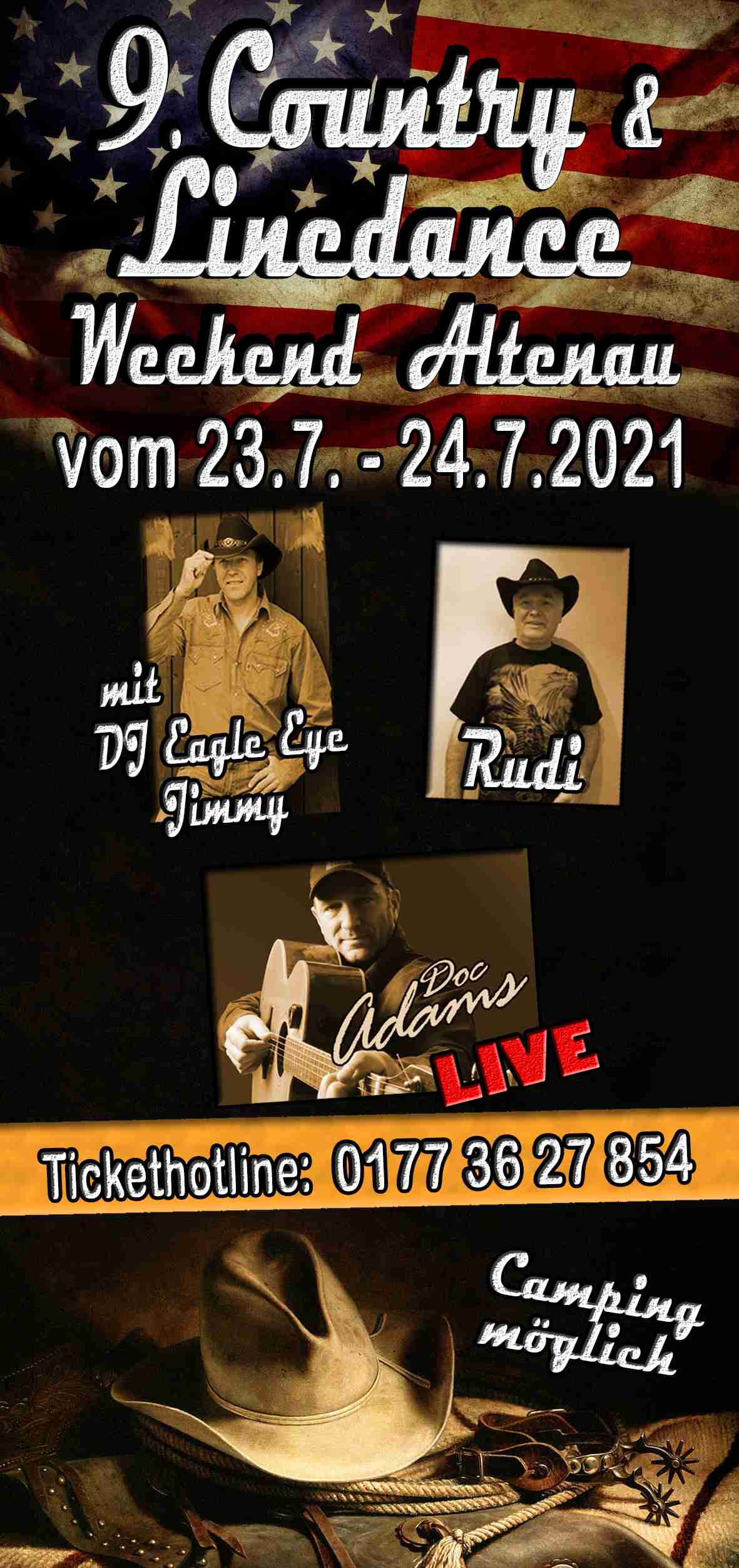 9.Altenauer Country & Linedance Weekend