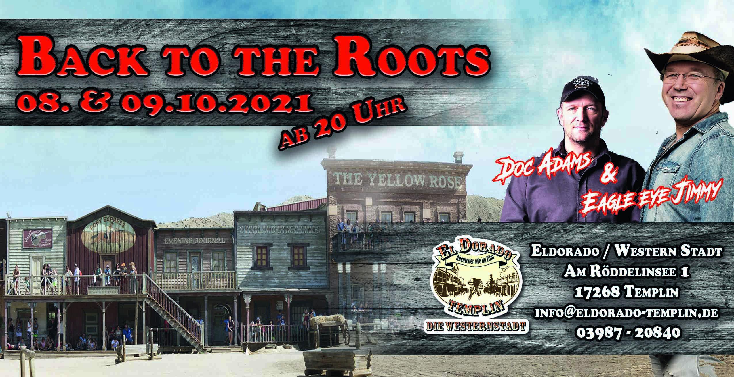 "10.""Back To The Roots"" Eldorado"